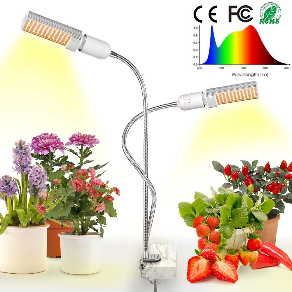 Relassy LED, a grow light for herbs
