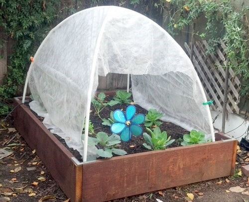 Cheap Hoop House Greenhouse for Winter